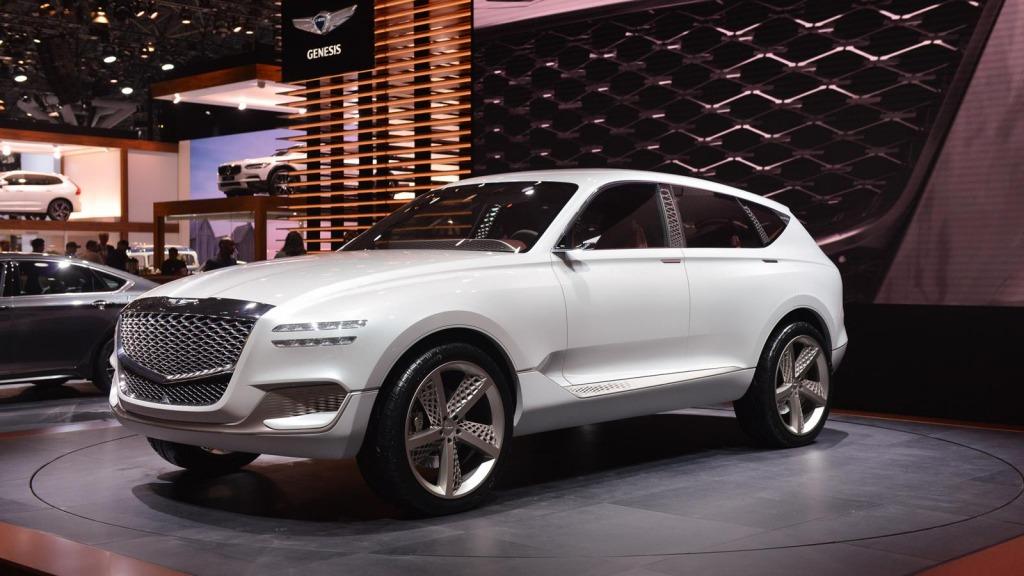 2021 Genesis GV70 SUV: Specs, Price, Latest News, and ...