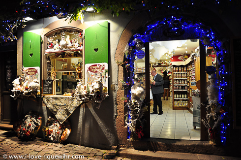 Eating out in Alsace at Christmas or New Year