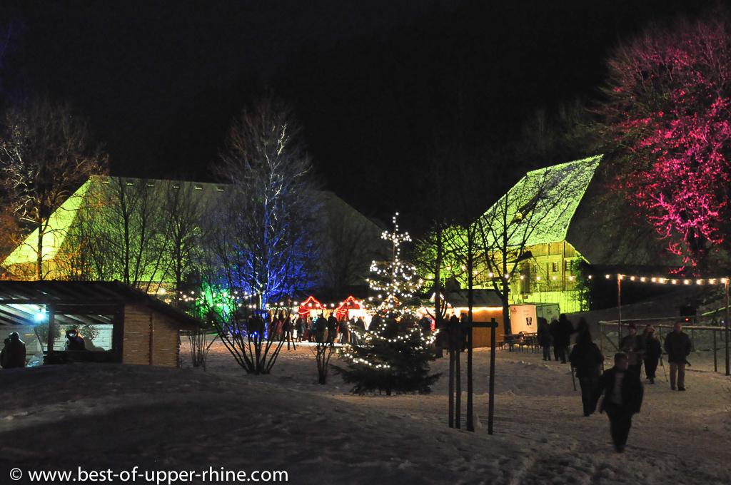 Christmas market special event Dec 14-16, 2012.