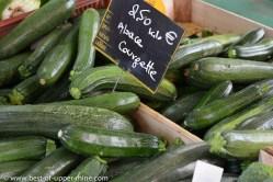 The Rhine plain near Sélestat is fertile and famous for its vegetables