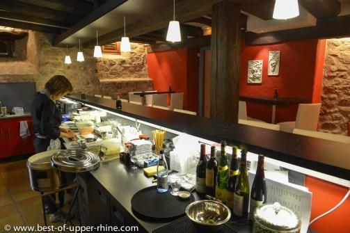 Asian Tapas Bar - Riquewihr, Alsace