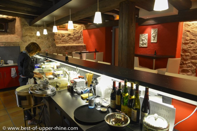 Asian Tapas Bar - Riquewihr, Alsace