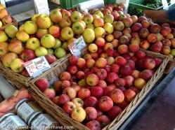 Apples from the Kaiserstuhl