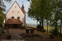 Schauenberg - the church