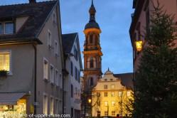 Abbey of Gengenbach in Germany.