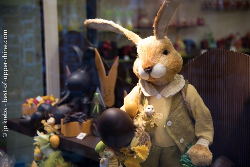 Alsatian Easter Bunny