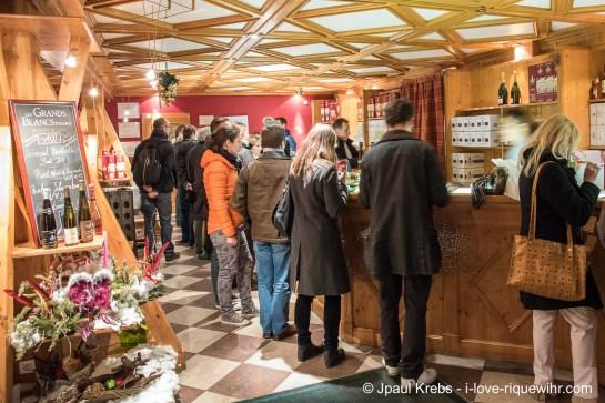 Tasting room Dopff au Moulin in Riquewihr