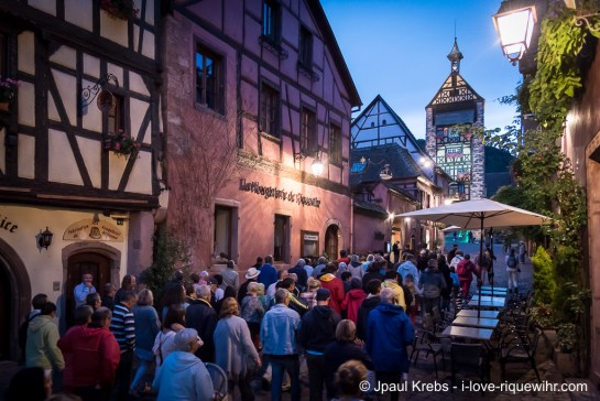 Guided tour in Riquewihr
