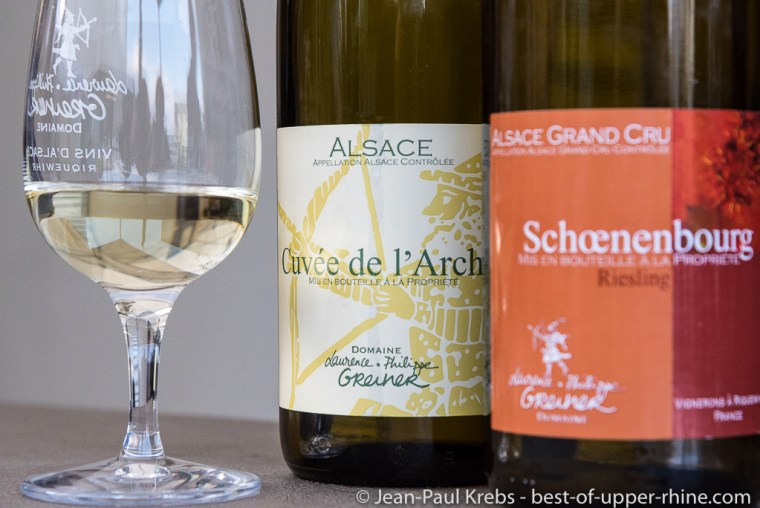 For this Pentecost 2016, Laurence and Philippe organized a big party to celebrate the 10 years' anniversary of their first vinification. The Cuvée de l'Archer, a blended wine of muscat, pinot gris and riesling, is one of the great successes of the estate.