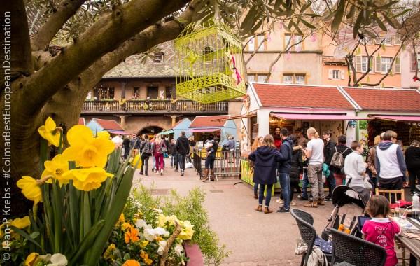 Colmar Easter market