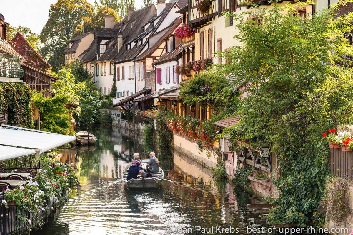 Colmar, voted 3rd European BEST Destination