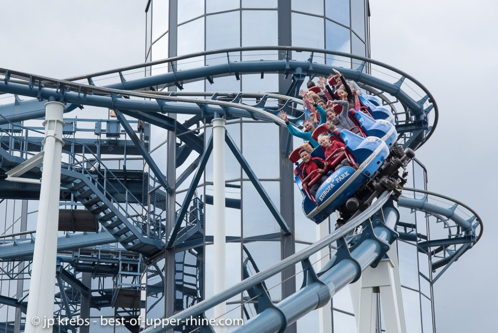 At Europa Park, thrills for the biggest ...