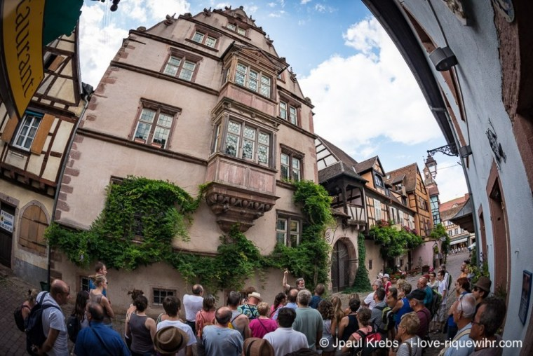 Riquewihr summer and gourmet guided tour