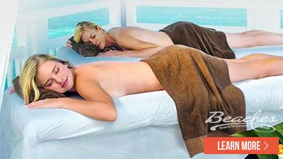 Jamaica beautiful spa