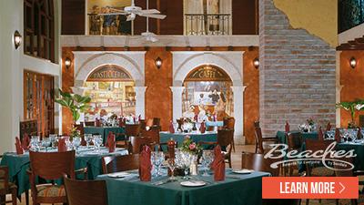 Beaches Ochos Rios top dining
