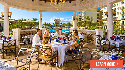 Beaches Turks and Caicos best Italian restaurants
