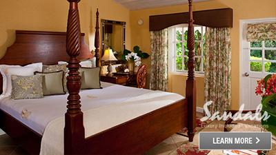 Antiqua honeymoon resort