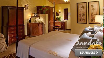 Caribbean all inclusive hotel