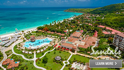 Sandals Antigua resort
