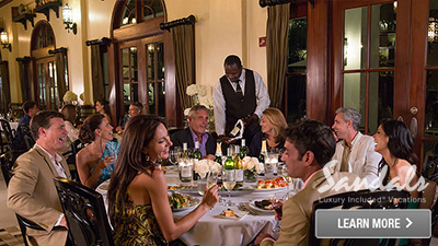Sandals Antigua Italian restaurants