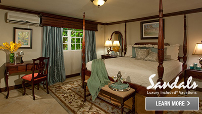 sandals inn resort best places to sleep jamaica