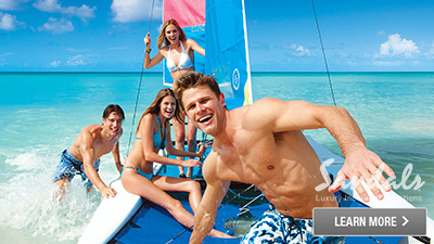 Sandals Emerald Bay Bahamas watersports