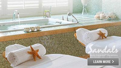 Caribbean best spa