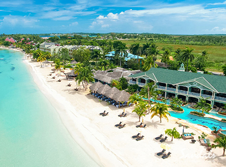 Sandals Resort Negril Jamaica