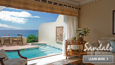 Sandals Regency La Toc Saint Lucia best suites