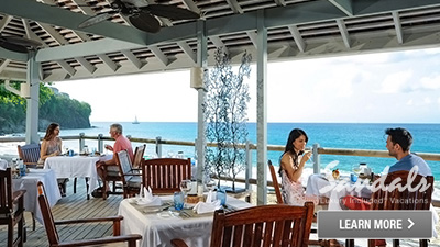 Caribbean best dining