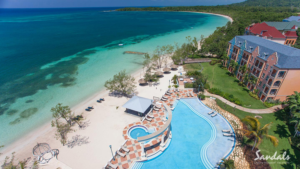 Sandals South Coast All Inclusive Resort Caribbean Adult