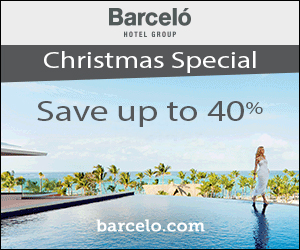 barcelo christmas special best vacation deals