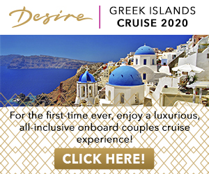 desire greek island cruise swingers topless vacation