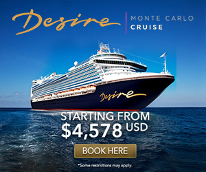desire monte carlo cruise nude vacation
