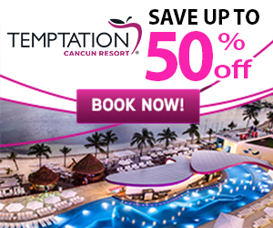 temptation topless vacation caribbean deals