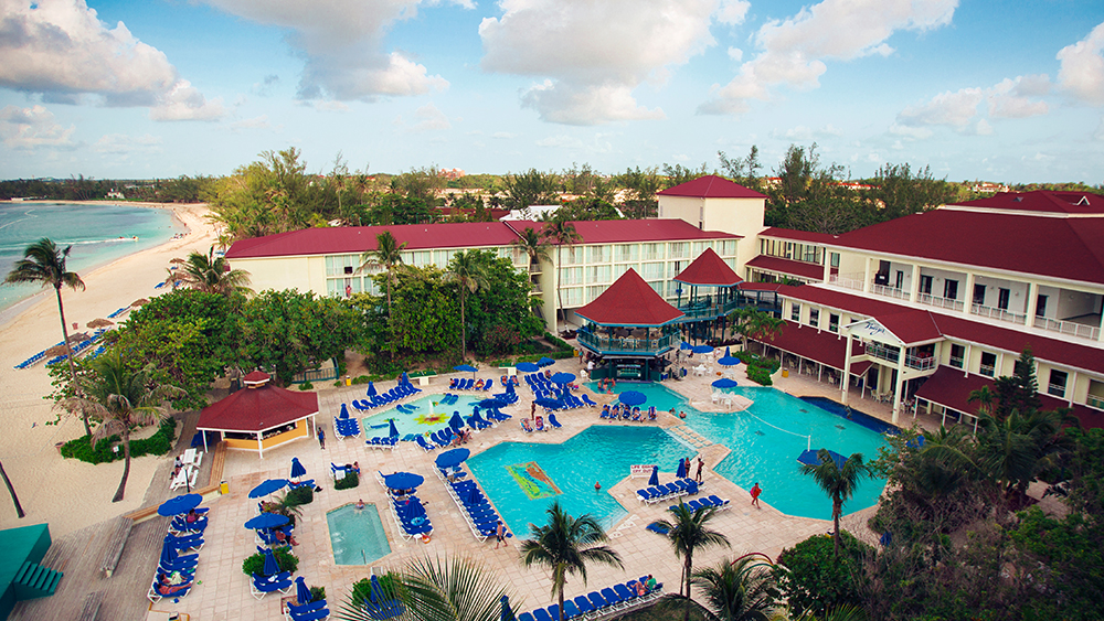 breezes resort spa bahamas