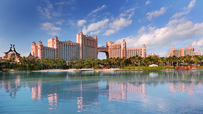 Atlantis Paradise Island Bahamas best places to sleep
