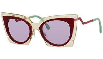 solstice fashion sunglasses fendi