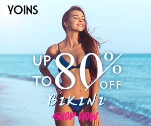yoins bikini swimwear sale