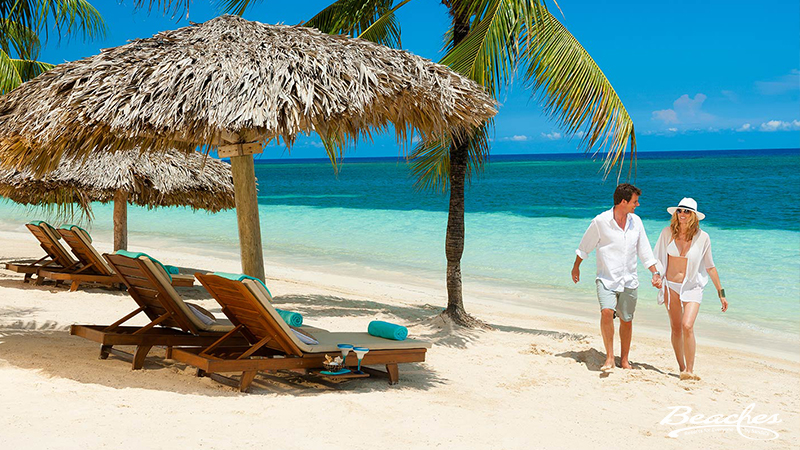 best caribbean resorts for lovers adults