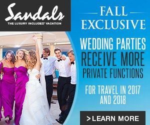 sandals weddingmoons deals