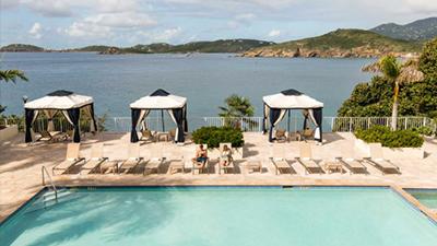 frenchman's reef & morning star marriott beach resort swimming
