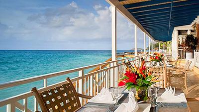 frenchman's reef & morning star marriott beach resort best food st thomas