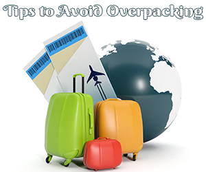 tips to avoid overpacking best online travel deals