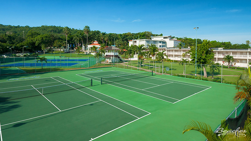 what to do at beaches resorts caribbean vacation land sports tennis