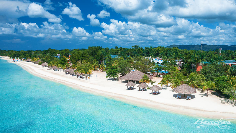 best caribbean hotels for lovers beaches