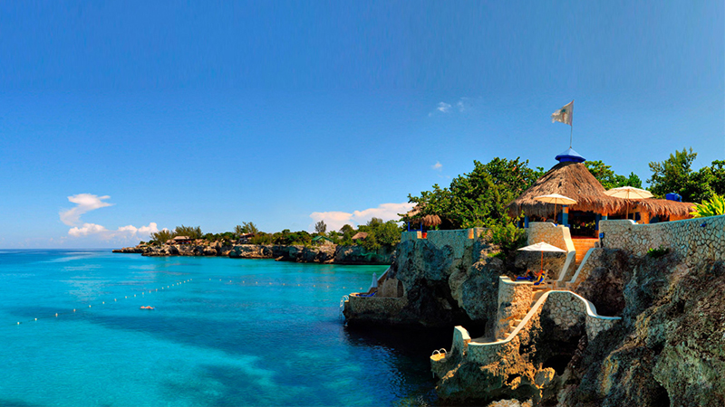 best caribbean hotels for lovers caves