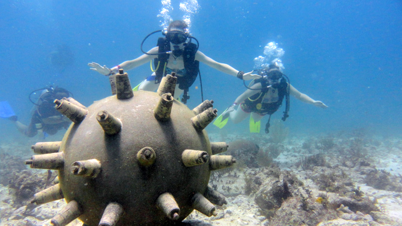 best things to do in cancun mexico underwater museum