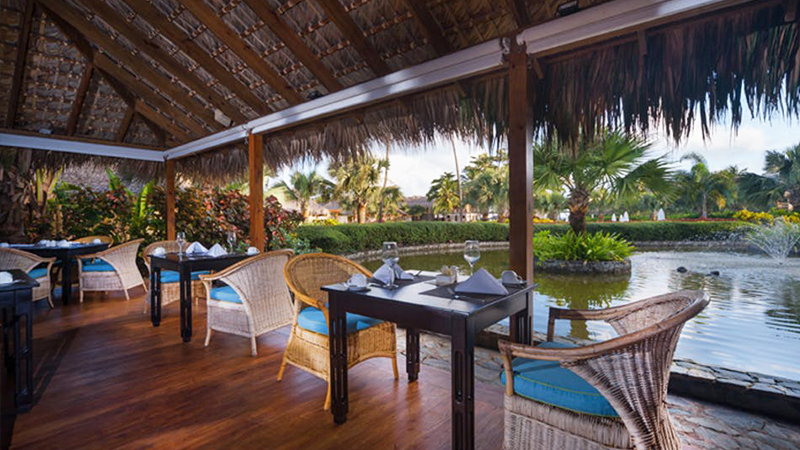 caribbean all inclusive best places to eat