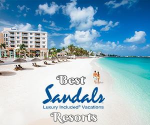 best sandals resorts vacations all inclusive travel